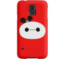 Baymax Head with Mickey Mouse Ears Samsung Galaxy Case/Skin