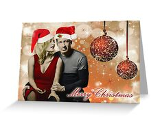 The Schmoopies - Christmas edition Greeting Card