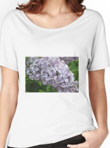 Lilac 9 Women's Relaxed Fit T-Shirt