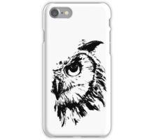 Dark Owl iPhone Case/Skin