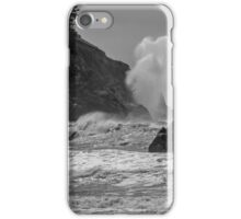 There She Blows iPhone Case/Skin