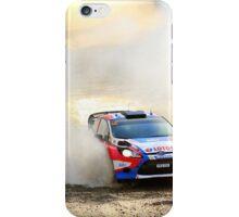 Polish on mud off iPhone Case/Skin