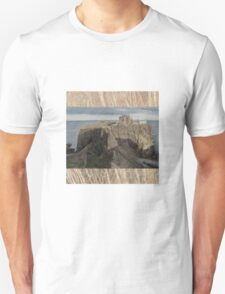 The steep and winding path Unisex T-Shirt