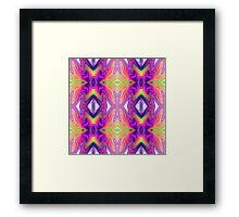 Rainbow motives Framed Print