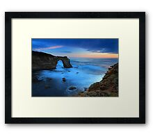 Raiders of the lost arch Framed Print