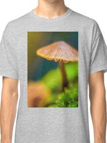 It's a Small World Mushroom photograph Classic T-Shirt