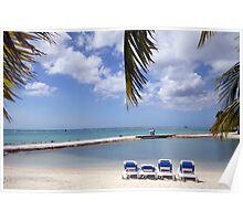 Aruba Holiday Poster