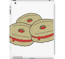 cartoon biscuits iPad Case/Skin