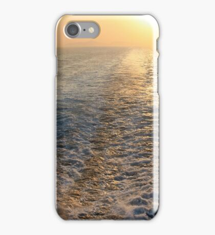 "Sailing into (or is it ""out of""?) the Sunset  iPhone Case/Skin"