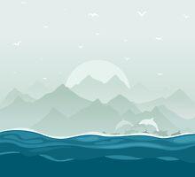Sea by Aleksander1