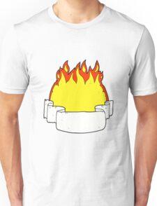 cartoon banner Unisex T-Shirt