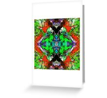 Angular voices 2 Greeting Card