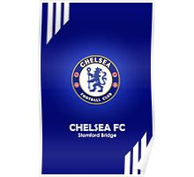 chelsea fc Standford Poster