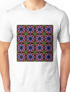 Abstract smoke art design Unisex T-Shirt