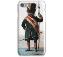 Old Guard Grenadier iPhone Case/Skin