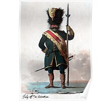 Old Guard Grenadier Poster