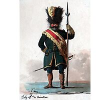 Old Guard Grenadier Photographic Print