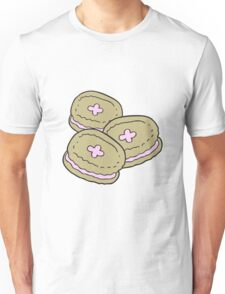 cartoon biscuits Unisex T-Shirt