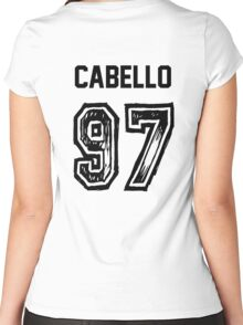 Cabello '97 Women's Fitted Scoop T-Shirt