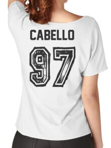 Cabello '97 Women's Relaxed Fit T-Shirt