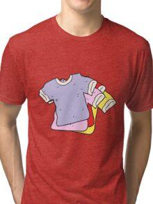 cartoon t shirts Tri-blend T-Shirt