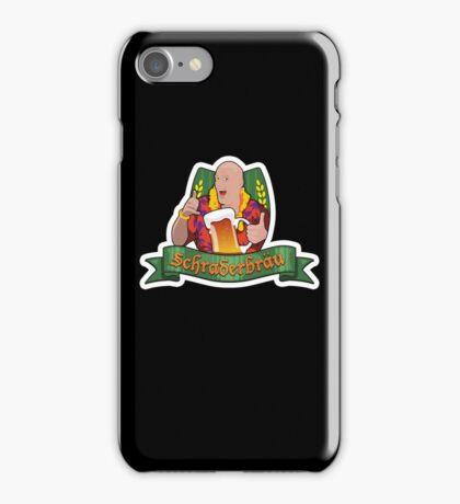 Schraderbrau iPhone Case/Skin
