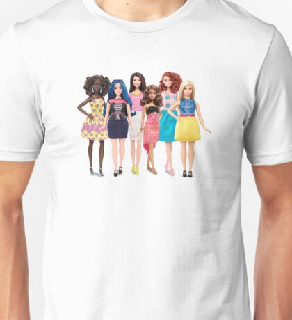Real Dolls Unisex T-Shirt