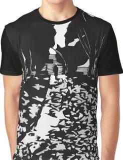 Fallen Leaves Graphic T-Shirt