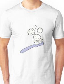 cartoon toothbrush Unisex T-Shirt