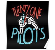 21 Pilots Poster