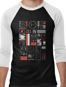 21 Pilots Men's Baseball ¾ T-Shirt