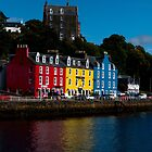 Colorful Tobermory by Marylou Badeaux