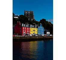 Colorful Tobermory Photographic Print
