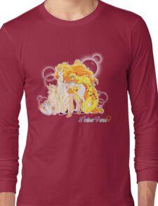 Pretty Guardian Trainer Venus Long Sleeve T-Shirt