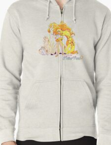 Pretty Guardian Trainer Venus Zipped Hoodie