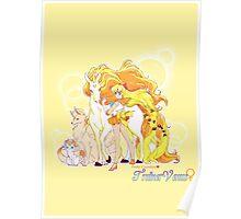 Pretty Guardian Trainer Venus Poster