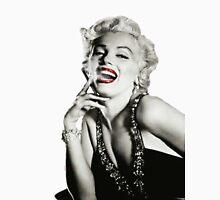 Marilyn Monroe Smoking Unisex T-Shirt