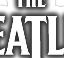 the beatles Sticker