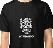 Wifeando Skull T-Shirt Classic T-Shirt