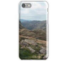 Greenup Edge, Lake District National Park, England iPhone Case/Skin