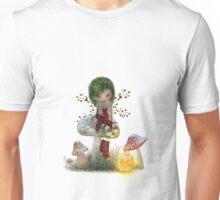 Winter Green Unisex T-Shirt