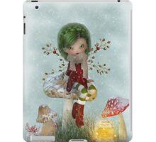 Winter Green iPad Case/Skin