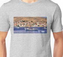 Halki Fishing Boat Unisex T-Shirt
