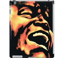 james brown 3 iPad Case/Skin