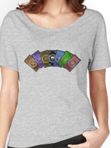 The Witcher - Gwent Women's Relaxed Fit T-Shirt