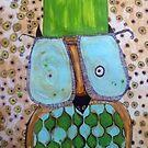 Flat top owlie by Lacey  Eidem