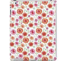 So happy flower power iPad Case/Skin