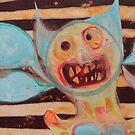 Monster Teeth by Lacey  Eidem