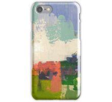 Field 091 iPhone Case/Skin