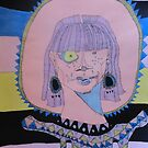 Spikey Cleopatra by Lacey  Eidem